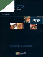 CTO Ginecologia y Obstetricia