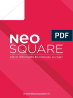 Neo Square - Commercial Project for Sale on Dwarka Expressway, Gurgaon