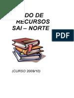 Fondo de Recursos SAI 09 10