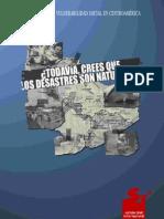 Centroamérica. ¿Desastres naturales o vulnerabilidad social?