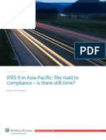 IFRS9 APAC the Road to Compliance