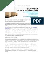 Segreto del Commercio Supplementi Unito SocietàSegreto Del Commercio Supplementi Unito Società