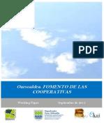 Oarsoaldea. Fomento de Las Cooperativas