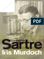Sartre Romantic Rationalist-Iris Murdoch