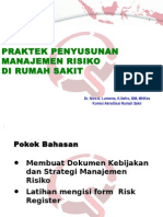 DrNico-Praktek Manajemen Risiko RS 09-14