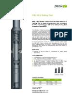 Gas Lift Valve Frc-glv Pulling Tool