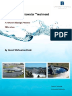 Activated Sludge Process and Filtration (wastewater)