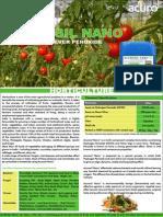 Acurosil Nano+ (Horticulture)