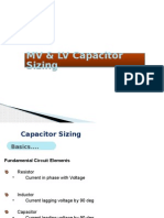 Capacitor Sizing