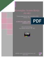 KERANGKA ACUAN KERJA fariz 1.pdf