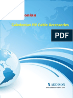 HV Cable Accessories