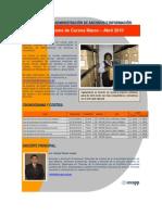 Programa de Administración de Archivos e Información