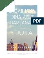 eBook Bagaimana Kumpul Aset Hartanah RM1 Juta