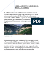 Descripcion Del Ambiente Natural Del Embalse de Flix