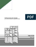 Frigo Liebherr 3866