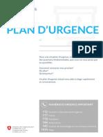 Alert Swiss Plan-durgence