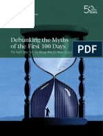 BCG Debunking the Myths of the First 100 Days Jan 2013 Tcm80-125033