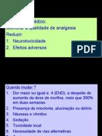 Redução e equivalência de opióides // Dr. Durval Kraychete