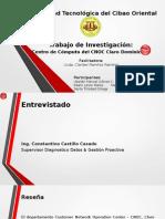 Investigacion Centro de Computos