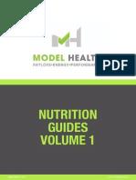 Macro Nutrition Guide 2015