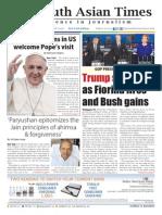 Vol.8 Issue 20 - September 19-25, 2015