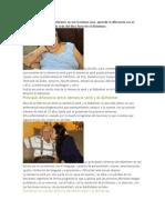 La Demencia Senil y El Alzheimer