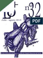 LO+DESTACADO número 32 Julio  Agosto 2015