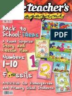 The Teacher's Magazine 72/2015