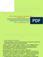 Digital Multiculturalism of Gvr [Global Virtual Reality