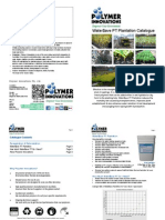 Water$ave PT Plantation Catalogue