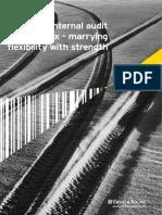 Le Paradoxe de l Audit Interne Combiner La Flexibilite Et La Force