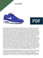 Nike Blazer basse France RZ61