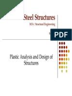 M.Sc. Steel -9 (plastic Design of Structures