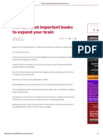 The ten most important books to expand your brain.pdf