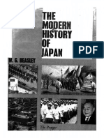 Modern History of Japan