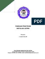 Panduan Praktek Instalasi Listrik-1