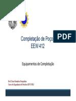 Equipamentos de Completação - Aula IlsonP2