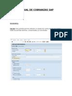 SAP R3 - Guía Rápida de Cobranzas Tx F-28