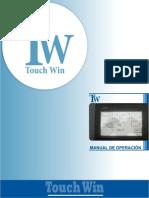 Manual Operador LMI - Touch Win