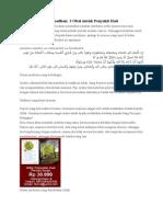 Materi Kultum Ramadhan