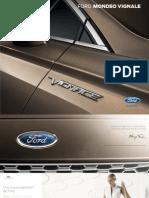 Catalogo Ford Mondeo Vignale