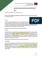 Vivero Arriagada, L (2014) – Una Lectura Gramsciana Del Pensamiento de Paulo Freire