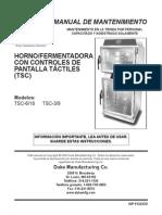 HORNO DUKE TSC-6-18