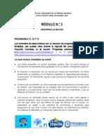 Modulo3 Desarrollo Motor