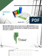 Presentación Excel Basico