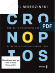 Cro No Pio s Booklet