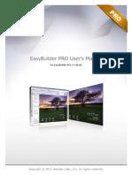 Manual EasyBuilder