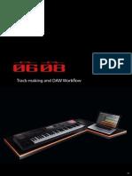 Roland FA-06/08 App Guide Manual