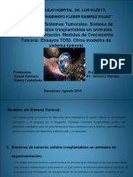 Tema 9 Modelos de sistemas tumorales.ppt