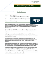 20150916_Deputies Use Minimal Force to Arrest Dangerous Felon